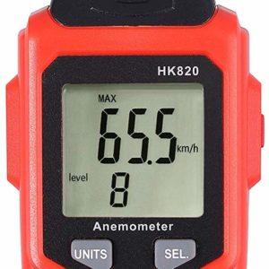 anemometro estacion meteorologica