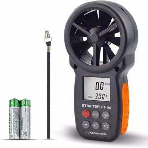 anemometro medidor viento