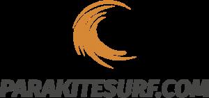 Logo parakitesurf.com, tienda online kitesurf outlet