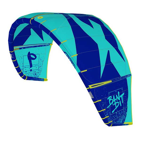 Cometa para kitesurf de tipo delta, marca F-one bandit