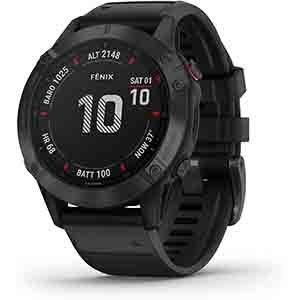Reloj Garmin Fenix 6 Pro ideal para kitesurf