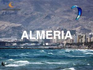 Lugares para navegar en Almeria, información de escuelas, vientos