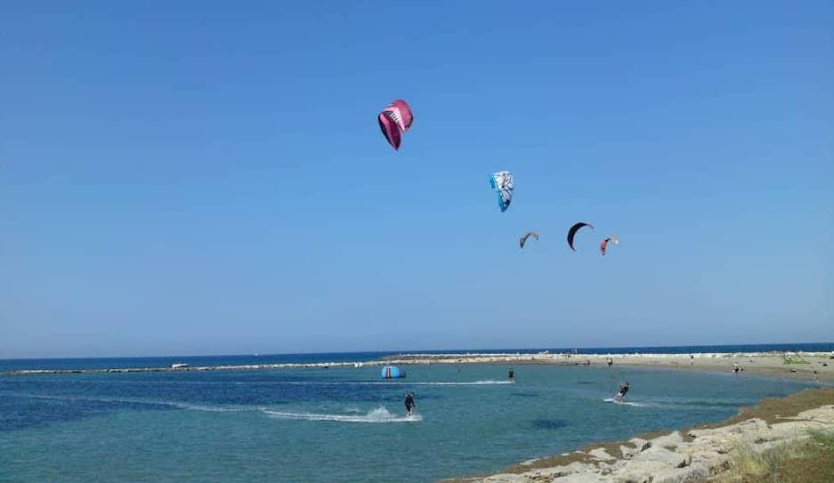 kitesurf en Dénia