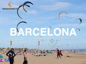 Lugares para navegar en Barcelona, información de escuelas, vientos