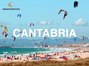Lugares para navegar en Cantabria, información de escuelas, vientos